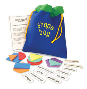 2d geometric shapes for foundation and ks1 includes embroidered shape