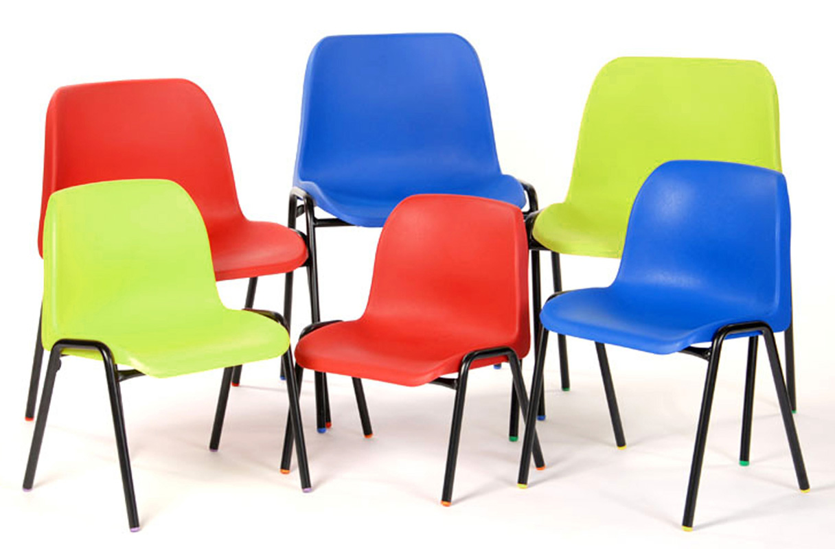 E4e Affinity Polypropylene Chair