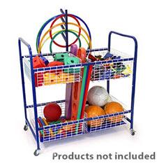 Educational Furniture | Storage Trolleys