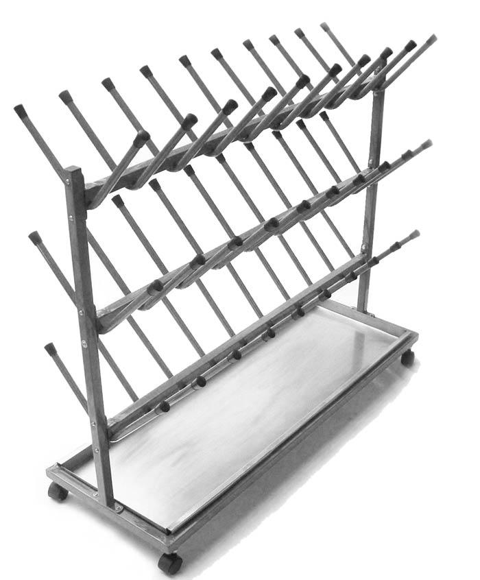 E4e Wellington Boot Storage Rack