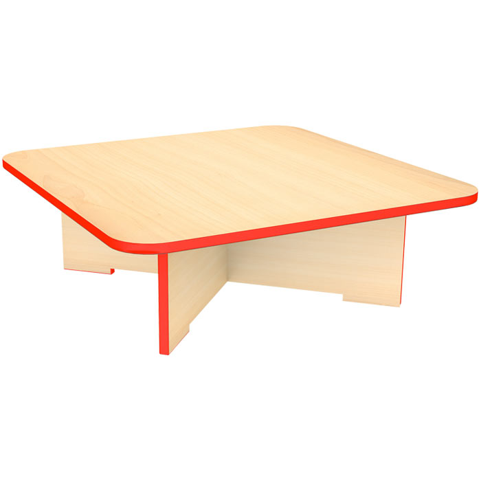 E4e Denby Low Height Square Table