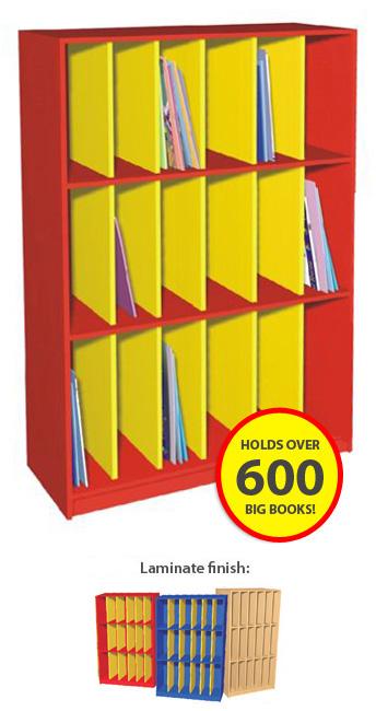 Big Book 18 Space Bookcase