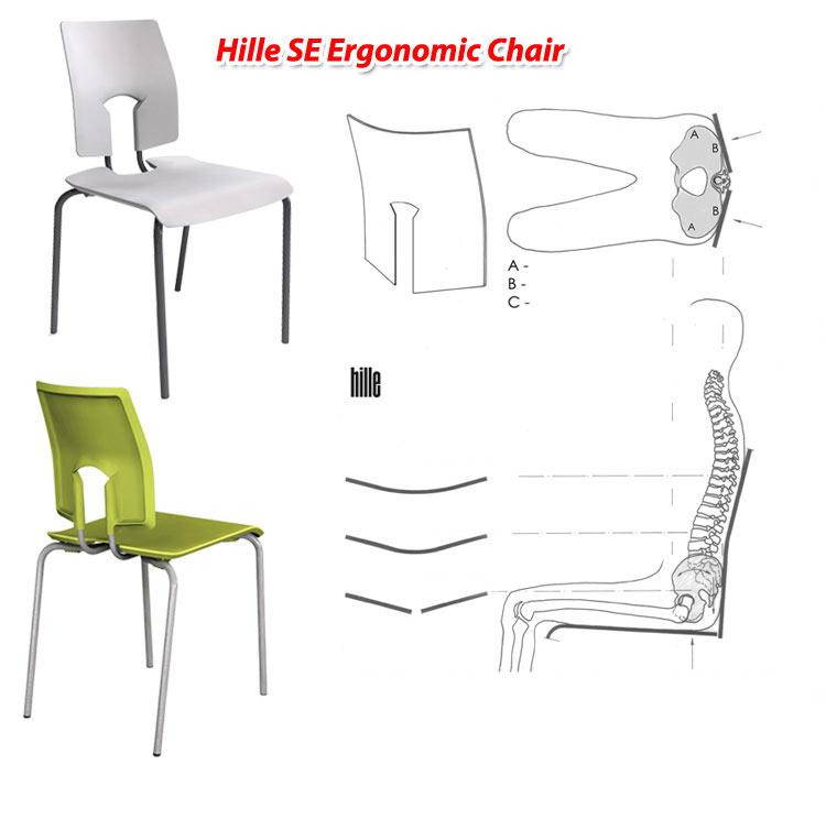 E4e Trusted Hille Se Ergonomic Classroom Chair Supplier