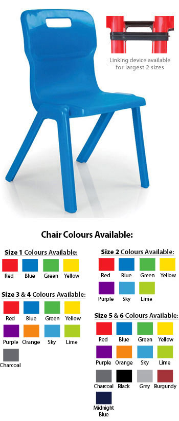 furniture linking classroom chairs